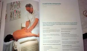 Chiropractor First Visit